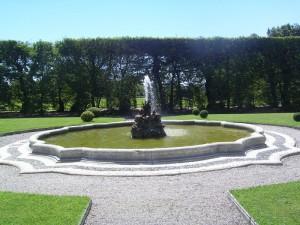 Fontana di Villa Panza