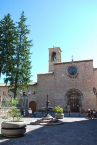 San Francesco e la sua piazza