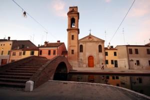 Comacchio-Chiesa del Carmine