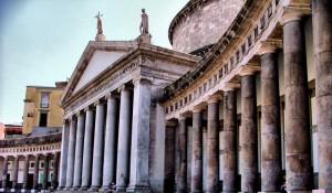 Basilica di San Francesco di Paola - Napoli
