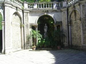 Fontana all'Isola Bella