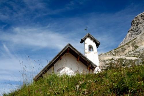 Cortina d'Ampezzo - Passo falzarego