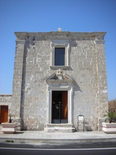 Martignano - Cappella del Mantovano