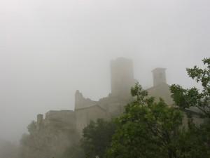 Nella nebbia…