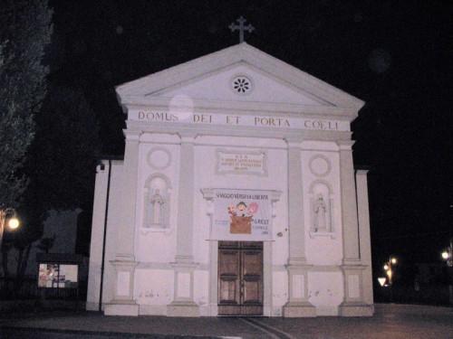 Povegliano - Chiesa parrocchiale di Camalò
