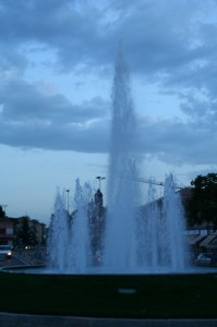 Fontana stradale