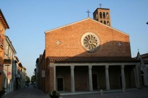 Santa Maria Assunta, al tramonto