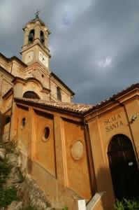 Santuario della Passione - la Scala Santa