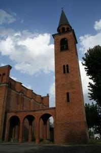 Il campanile di Barzaglia Nuova