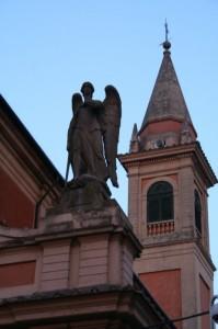 L'angelo della via Emilia