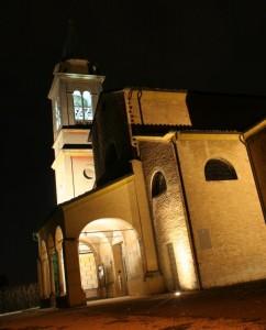 San Biagio - una di notte