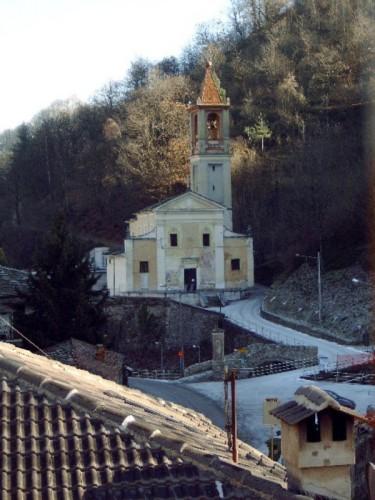Brondello - Chiesa Parrocchiale dell'Assunta