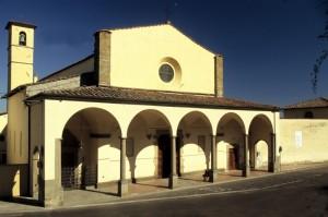 Carmignano-Chiesa di San Michele