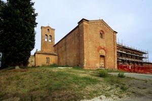 Castelfiorentino-Chiesa dei Santi Ippolito e Biagio