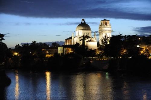 Verona - chiesa di san giorgio