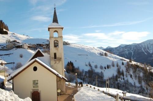 Mezzana - una domenica d'inverno ad Ortise'