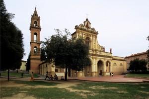 Castelfiorentino-Chiesa di Santa Verdiana