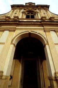 Castelfiorentino-Facciata della Chiesa di Santa Verdiana