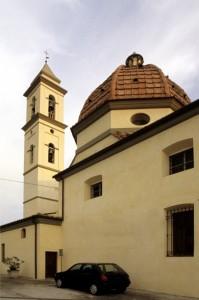 Empoli-Chiesa di Santa Maria