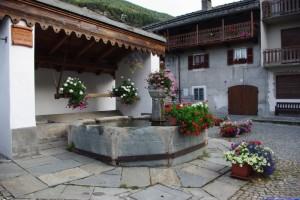 Fontana ottogonale 1525