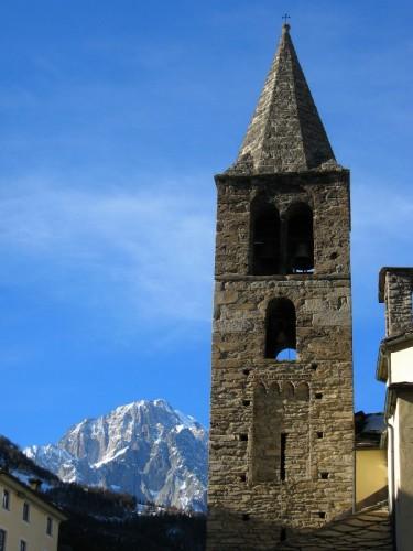 Pré-Saint-Didier - Il Campanile di San Lorenzo