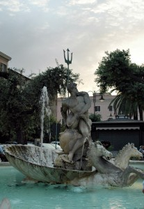 Nettuno - Fontana