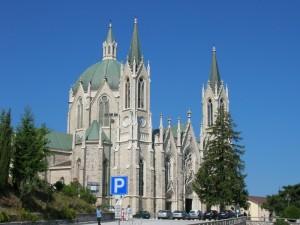 santuario Beata Vergine Addolorata di Castelpetroso