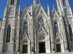 facciata santuario castelpetroso IS