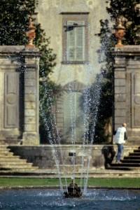 Quarrata-fontana del parco la Magia