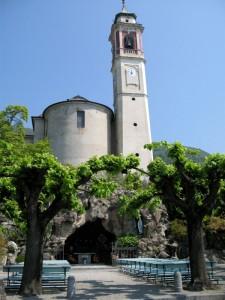 Grotto chiesa Cannero