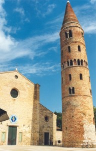 Il millenario campanile di Caorle (VE)