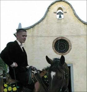Chiesa a Gavoi