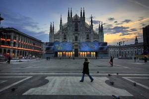 Duomo all'alba