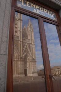 Il riflesso del Duomo …