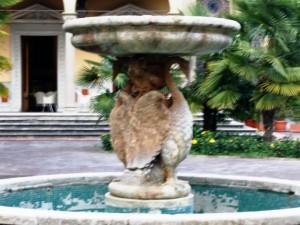 fontana Montecatini Terme PT