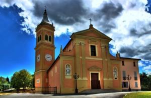 Chiesa Parrocchiale di  Zola Predosa (BO)