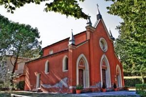 Chiesa di Pioppe Salvaro - Sibano - Marzabotto (BO)