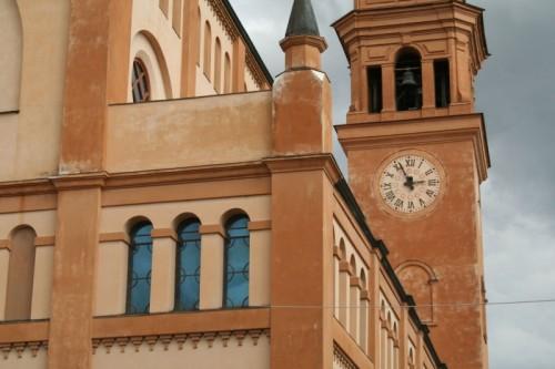 Montecchio Emilia - Beata Vergine dell'Olmo - particolare