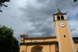 La chiesa di Basilicagoiano