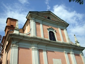 Chiesa parrocchiale di Masone (RE)
