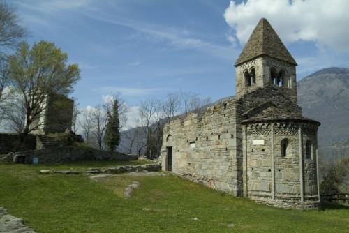 Rogolo - Abbazia di San Pietro in Vallate