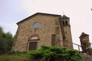 Chiesa di Sant'Antonio Abate a Masetti di Pergine