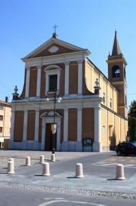 Chiesa di S. Bartolomeo di Formigine - (MO).