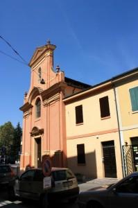 Chiesa S. Pietro di Formigine - (MO).