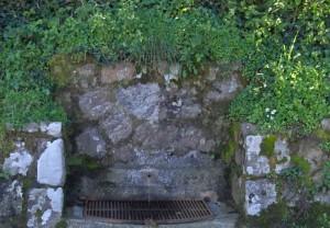 Fontana a San Nicola Da Crissa