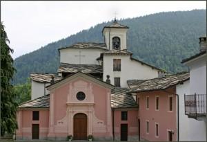 Chiesa a Coazze