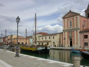 Chiesetta sul Porto Canale