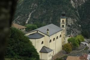 Chiesa di Centa San Nicolò