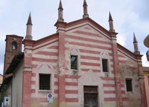 Santa Maria del salice