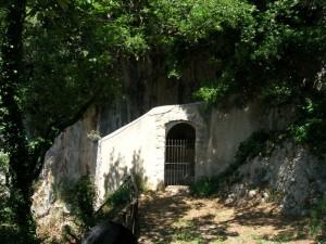 eremo grotta di San. Michele
